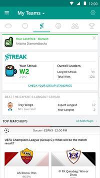 ESPN Fantasy screenshot 1