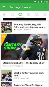 ESPN Fantasy screenshot 7