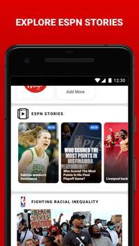 ESPN स्क्रीनशॉट 7