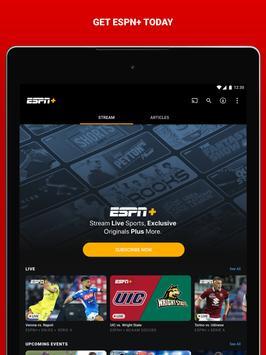 ESPN स्क्रीनशॉट 15
