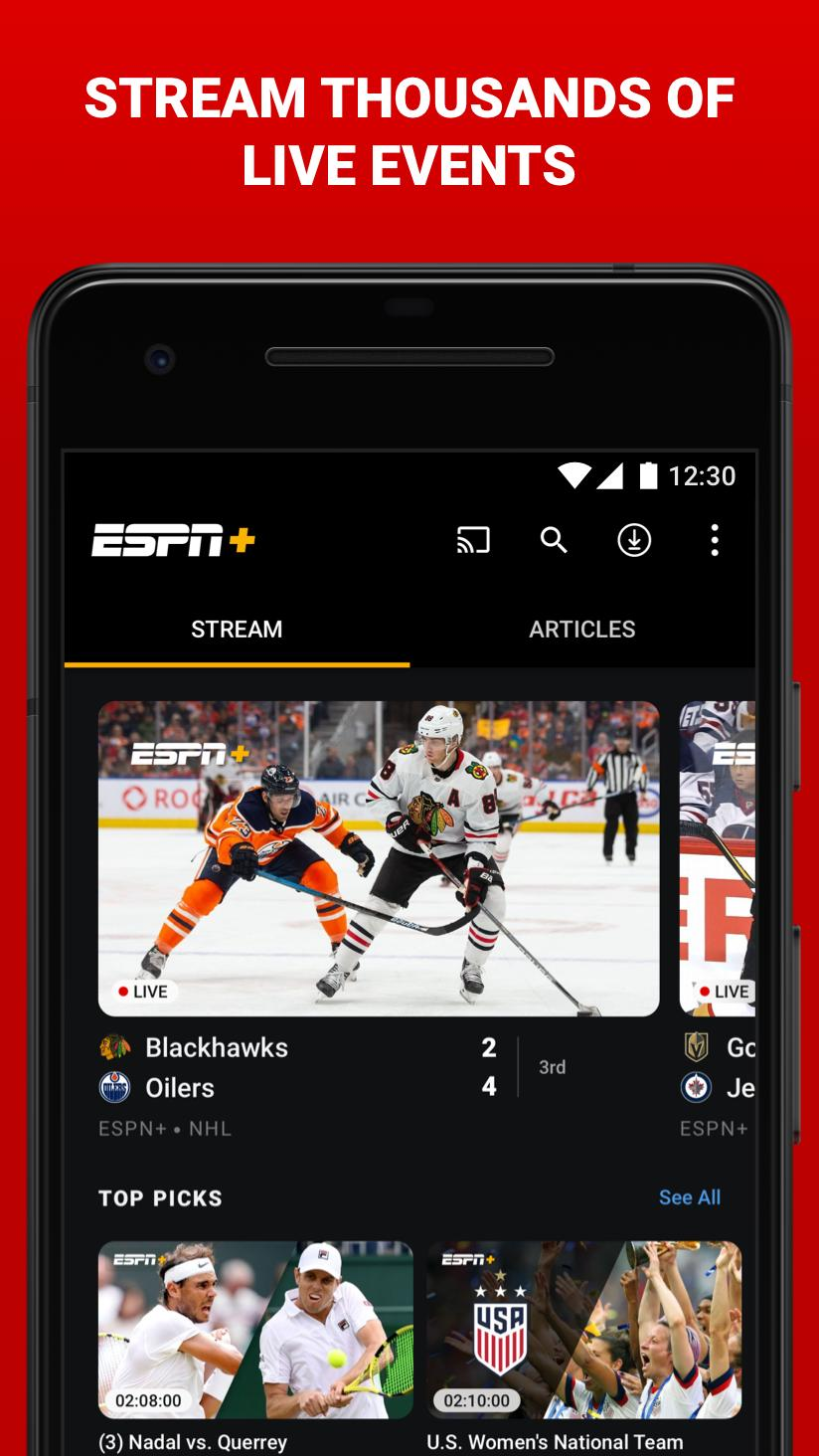 Espn For Android Apk Download