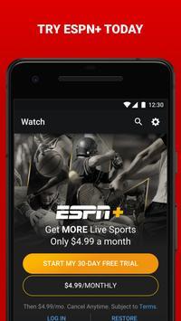 ESPN スクリーンショット 3