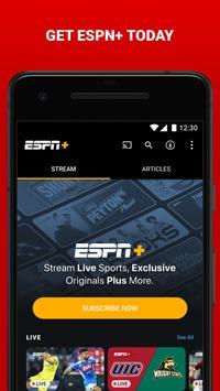 ESPN स्क्रीनशॉट 3