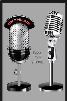 Esport Radio Valencia poster