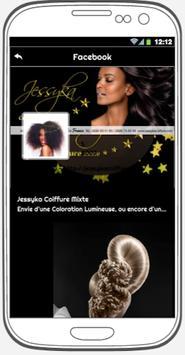 Jessyka Coiffure mixte screenshot 1
