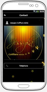Jessyka Coiffure mixte screenshot 2