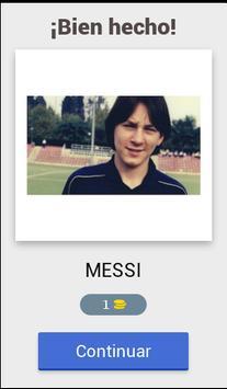 Adivina el Futbolista - Test de Futbol 2019 screenshot 1