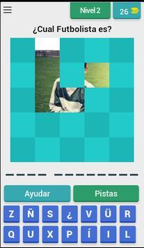 Adivina el Futbolista - Test de Futbol 2019 screenshot 2