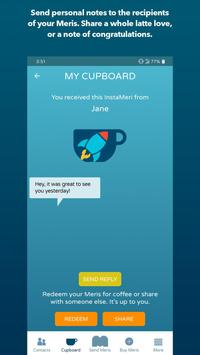 Meri Coffee Sharing App screenshot 5