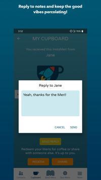 Meri Coffee Sharing App screenshot 6
