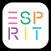 Esprit أيقونة