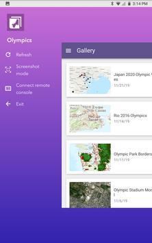 AppStudio Player for ArcGIS capture d'écran 15