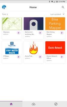 AppStudio Player for ArcGIS capture d'écran 7