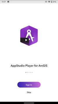 AppStudio Player for ArcGIS capture d'écran 5