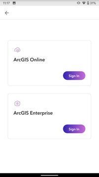AppStudio Player for ArcGIS capture d'écran 6