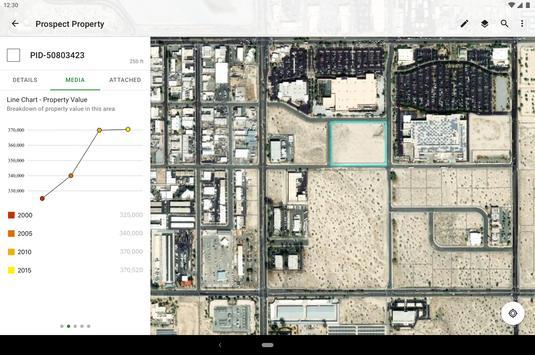 ArcGIS Explorer screenshot 9