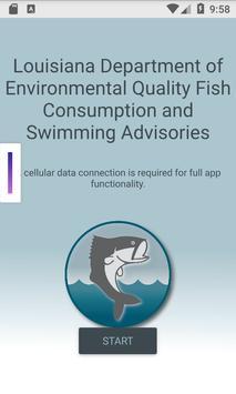 DEQ Fish Advisories screenshot 3
