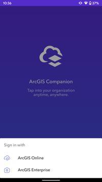 ArcGIS capture d'écran 4