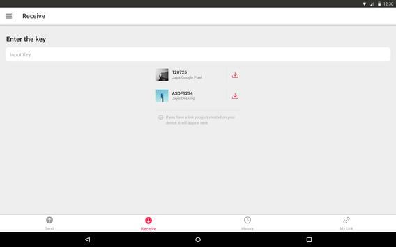 Send Anywhere screenshot 7