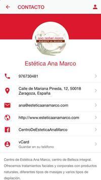 Estética Ana Marco screenshot 5