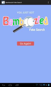 Bamboozle Fake Search screenshot 11