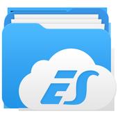 ES Datei Explorer Zeichen