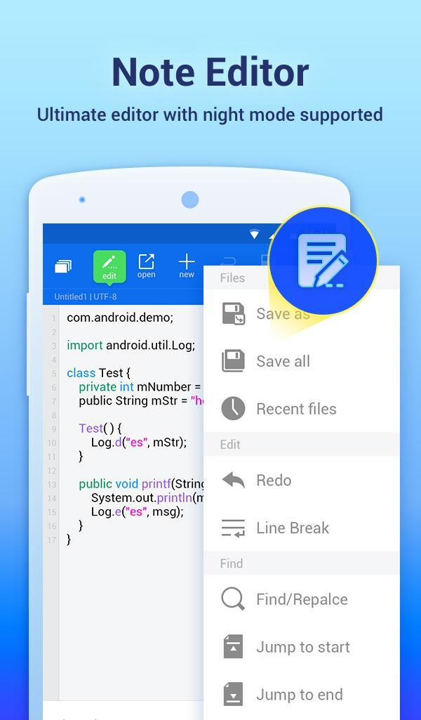 ES File Explorer for Android - APK Download