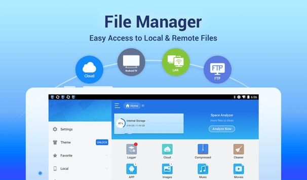 ES File Explorer screenshot 8