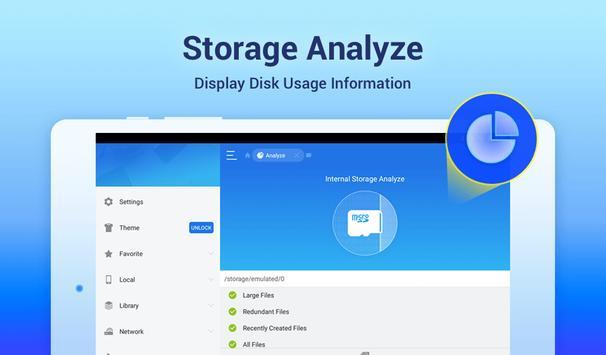 ES File Explorer imagem de tela 9
