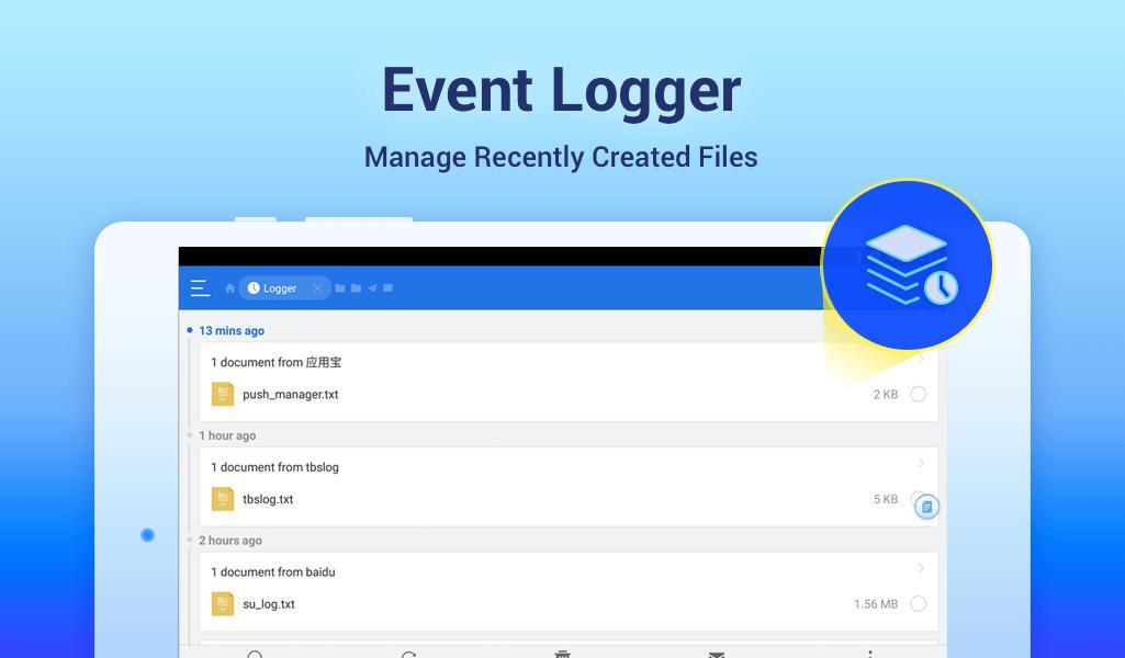 ES File Explorer for Android - APK Download