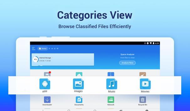 ES File Explorer تصوير الشاشة 10