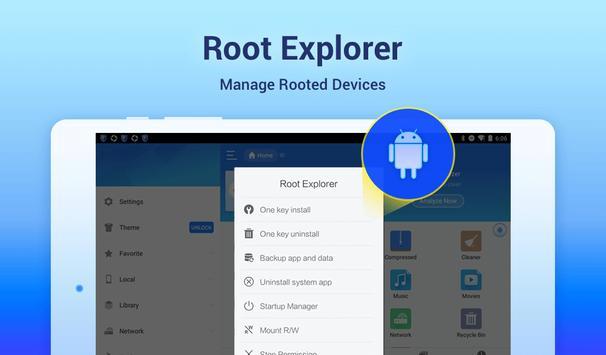 ES File Explorer File Manager تصوير الشاشة 14