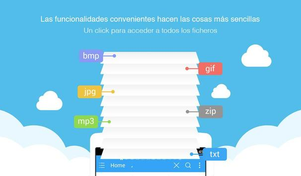 ES File Explorer File Manager captura de pantalla 13