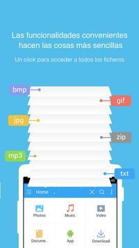 ES File Explorer File Manager captura de pantalla 3