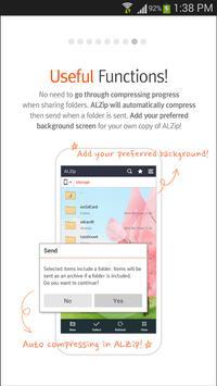 ALZip imagem de tela 6