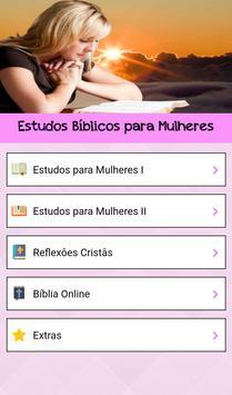 Estudos Bíblicos para Mulheres screenshot 3