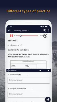 IELTS® Test Pro 2020 screenshot 8
