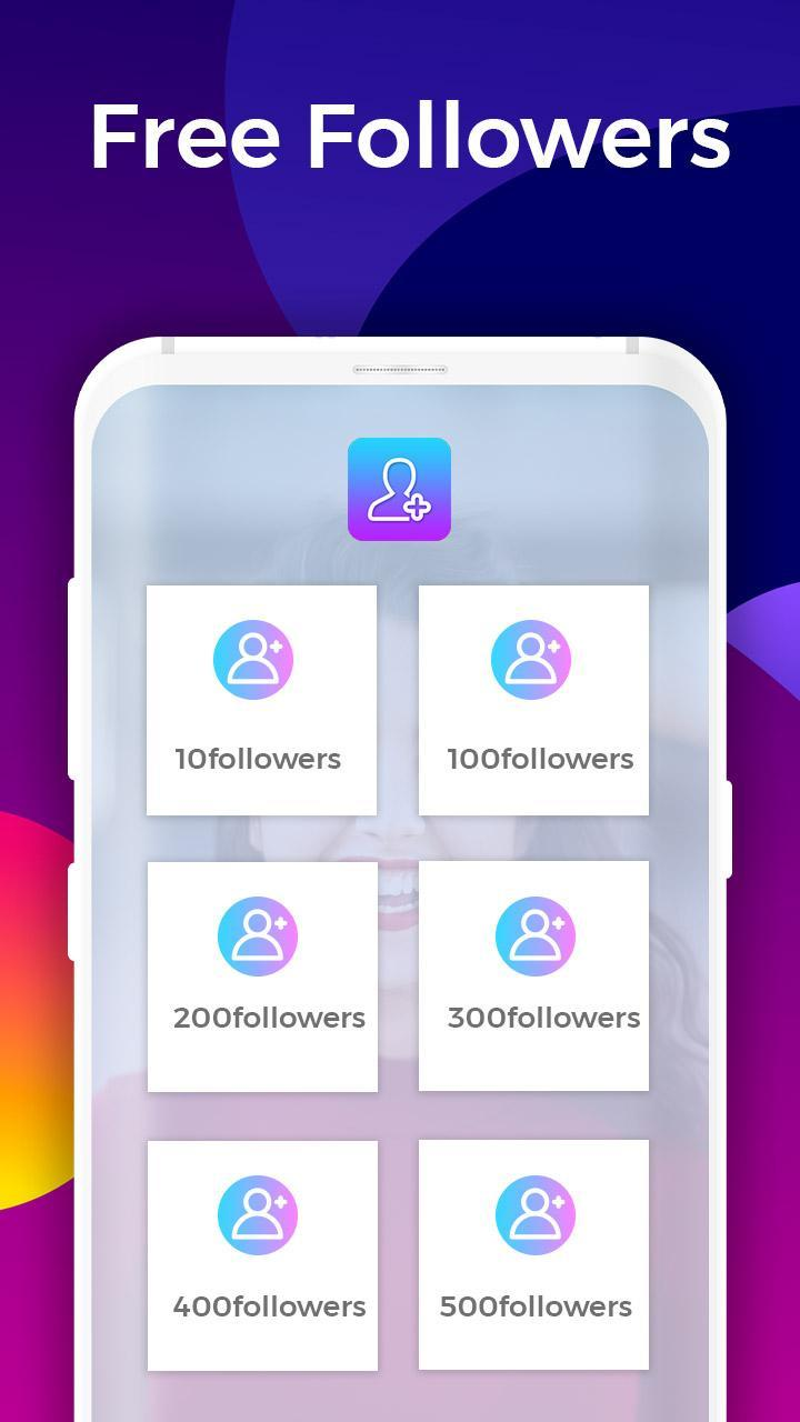 Freer Pro Vip Tool - Real followers generator for Android