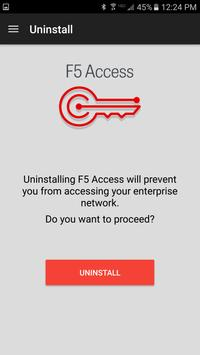 F5 Access تصوير الشاشة 6