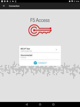 F5 Access تصوير الشاشة 8