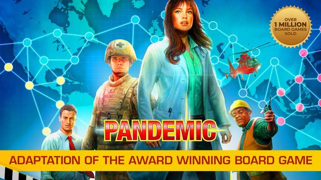 Pandemic: The Board Game poster