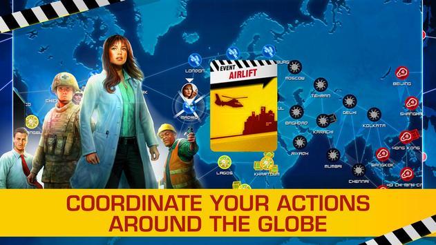 Pandemic: The Board Game screenshot 4