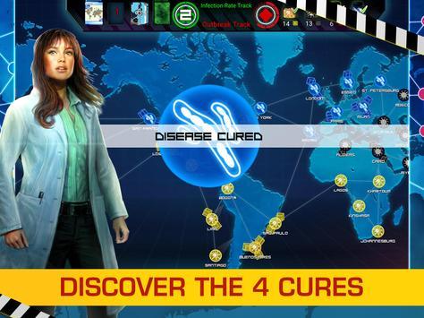 Pandemic: The Board Game screenshot 9