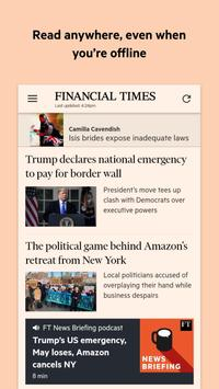 Financial Times poster