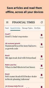 Financial Times screenshot 1