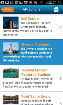 Montreal guide, map & weather screenshot 6