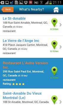 Montreal guide, map & weather screenshot 2