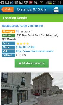 Montreal guide, map & weather screenshot 3