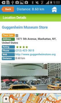 NYC Guide New York Map Weather screenshot 3