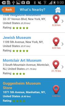 NYC Guide New York Map Weather screenshot 5